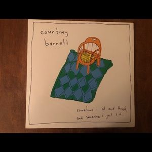 Courtney Barnett Sometimes I Sit and Think.. Vinyl